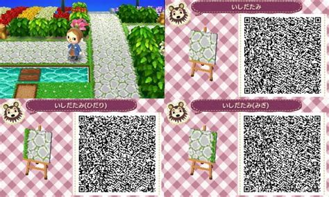 acnl brick qr code search acnl paths