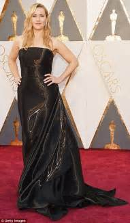 The Oscars Liveblog At Catwalk Shiny Shiny by Oscars 2016 S Worst Dressed Include Heidi Klum In A