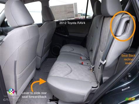 Rav 4 7 Seats by The Car Seat Toyota Rav4