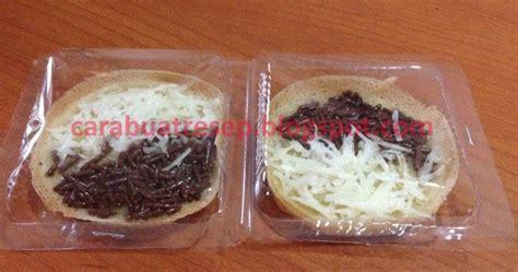 membuat martabak manis rumahan cara membuat martabak mini manis resep masakan indonesia