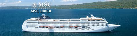 msc lirica cabine msc lirica cruise ship 2018 and 2019 msc lirica