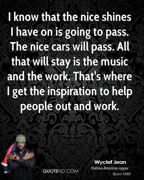 Wyclef Goes Back To The Carnival With Help From Akon And Lil Wayne by Wyclef Jean Quotes Quotehd