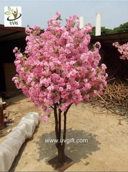 cherry tree events solutions p ltd uvg miniature cherry blossom tree artificial trees indoor with pink flowers for weddings of item