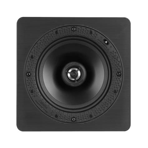 Definitive Technology In Ceiling Speakers by Definitive Technology Ueya Di 6 5s Square In Wall Ceiling