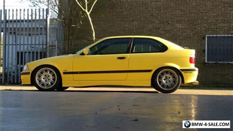 Modified Bmw Compact For Sale by 2000 Coupe 3 Series For Sale In United Kingdom