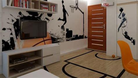 d 233 coration chambre theme basket