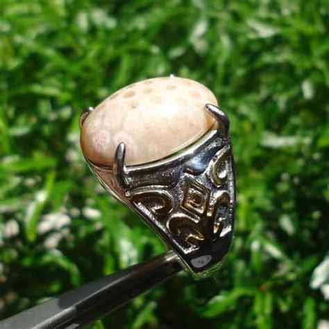 Cincin Batu Mustika Air 04 cincin mustika ular putih pusaka dunia