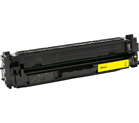 Toner Hp 93a Cartridge Original essentials remanufactured cf412a yellow hp toner cartridge deals pc world