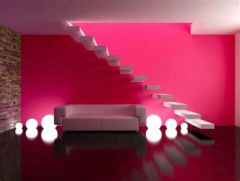 pink accent wall future architecture pinterest