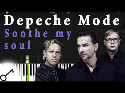 tutorial piano depeche mode depeche mode soothe my soul piano tutorial synthesia