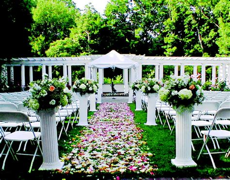garden wedding in nj fabulous garden weddings outdoor weddings nj yelp