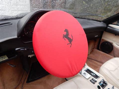 ferrari steering ferrari steering wheel cover classic ferrari parts