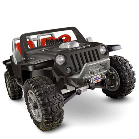power wheels 174 jeep 174 hurricane with traction