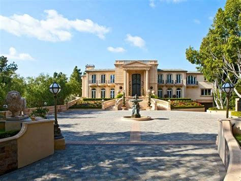 beverly hills house house of the day dream house in beverly hills listed at 55 million business insider