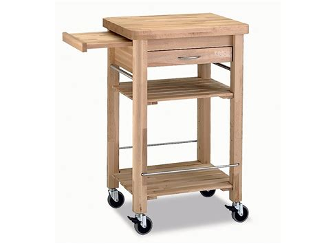 carrelli cucina legno carrello da cucina in legno house