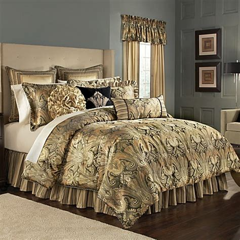 raymond waites 174 prexy comforter set bed bath beyond