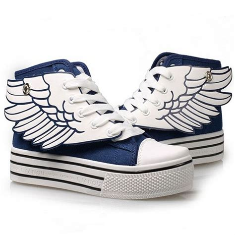 Chena Wings By Fa Fashion 45 best custom converse toms and vans by intellexual