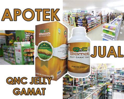 Qnc Gamat Jelly Gamat Emas Surabaya Kota Sby Jawa Timur apotek penjual qnc jelly gamat di kota anda qnc jelly