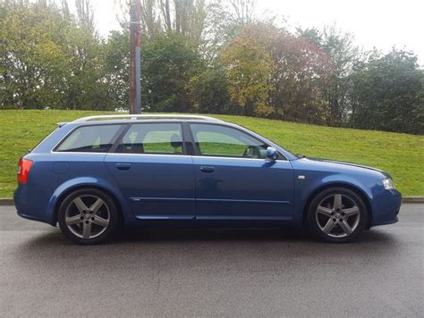 Audi A4 Avant 1 9 Tdi by 2004 Audi A4 Avant 1 9 Tdi Sport 5dr Avant S Line