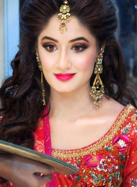 karachi party makup pic and hair style pic best pakistani bridal makeup tutorial with steps