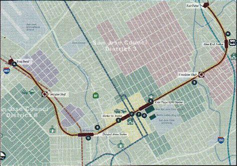 bart san jose extension map pic 1