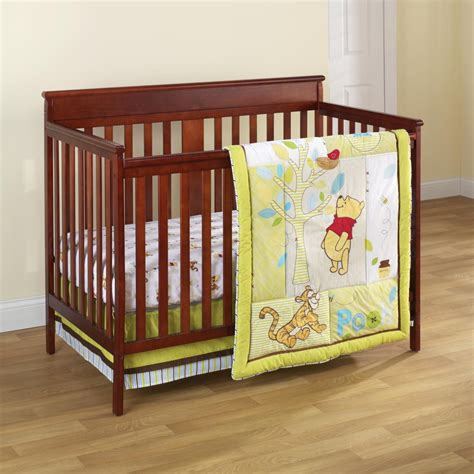 Sears Error File Not Found Winnie Pooh Crib Bedding Set