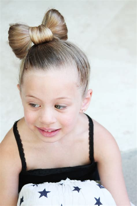 minnie mouse hair styles 25 awesome hairstyles for little girls making them look