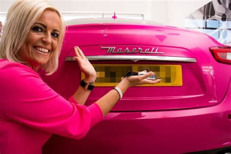 who owns maserati this owns the pink maserati in the uk and it
