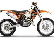 Ktm Exc 125 Top Speed 2013 Ktm 125 Exc Picture 492308 Motorcycle Review