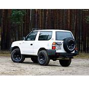 Toyota Land Cruiser 90 3 Door By Nestle J90W 1996–99