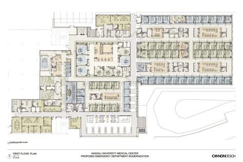 hospital emergency department floor plan numc ed modernization by don newman at coroflot com