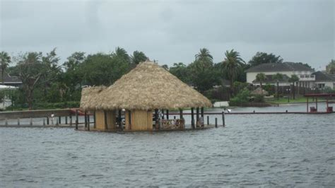 Floating Tiki Hut Summer Day Trip From Houston