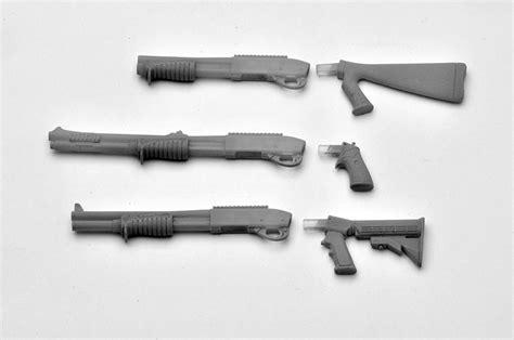 Armory La019 112 M870mcs Type Plastic Model トミーテック リトルアーモリー m870mcsタイプ 予約開始 フィグニュース