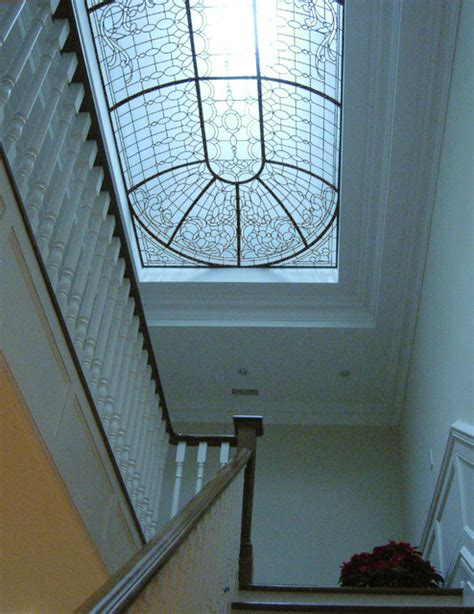 Glass Ceiling Questionnaire by Decorative Leaded Glass Ceiling Dome Traditional