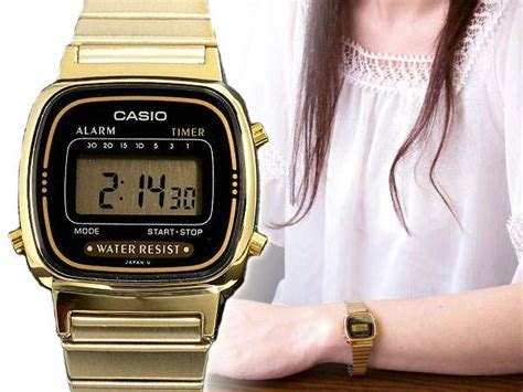 Jam Tangan Original Casio La 670wa 7 pochitto rakuten global market get udeto casio casio