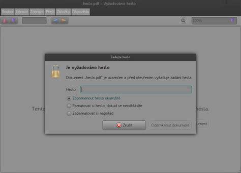 how to install qpdf odstraněn 237 hesla z heslem chr 225 něn 253 ch souborů pdf linux