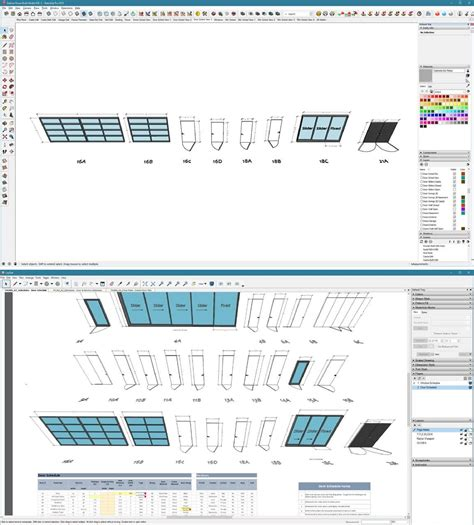 sketchup layout viewport layout field of view control layout sketchup community