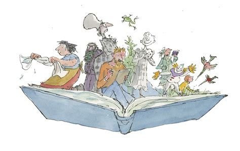 libro the art of the quentin blake inside stories national museum wales