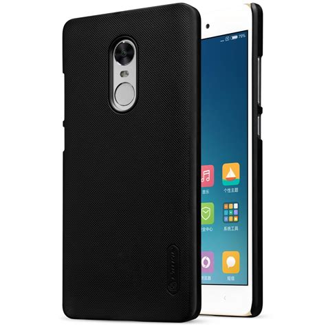 cover for xiaomi redmi note 4x nillkin frosted shield phone cases back cover pc matte