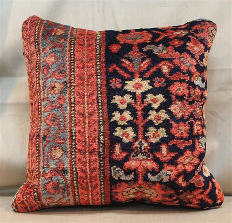 Woven Pillow Covers by Woven Turkish Rug Pillow Cover 18 X 18 By Textilegallery
