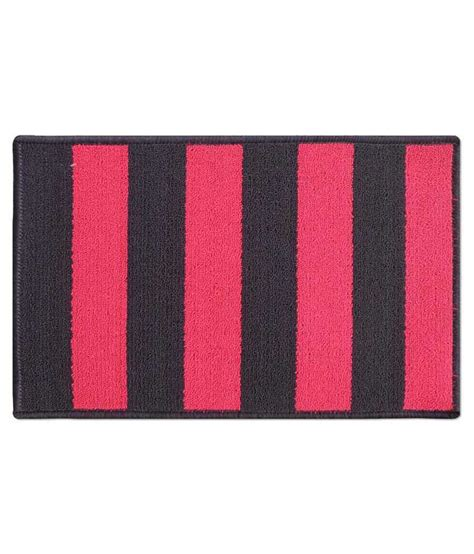 Mat Buy by Status Stripes Cotton Schenelle Floor Mat Buy 1 Get 1