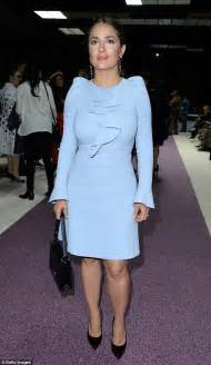 Salma Hayek When Bad Shoes Happen To Dresses by Salma Hayek P 225 53 Vogue