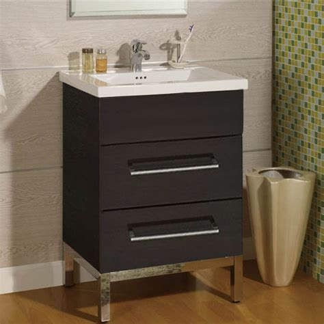 Empire Bathroom Vanity Bathroom Vanities Daytona 24 Vanity With 2 Drawers And Polished Or Satin Hardware By Empire