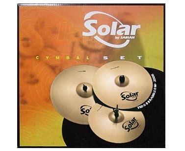 Sabian Solar Splash 10 sabian solar series cymbals agoura