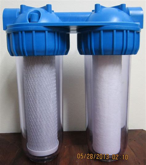 agua para casa filtro agua purifica desclorifica para entrada de casa