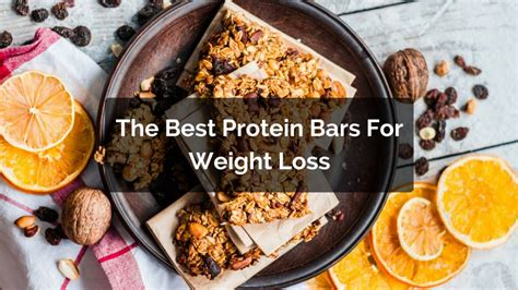 Top Protein Bars For Weight Loss by What Are The Best Protein Bars For Weight Loss