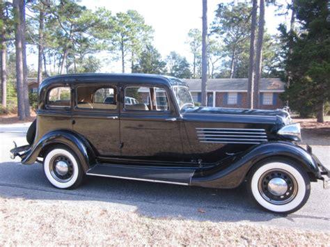 vintage chrysler 1934 vintage chrysler 4 door sedan for sale in wilmington