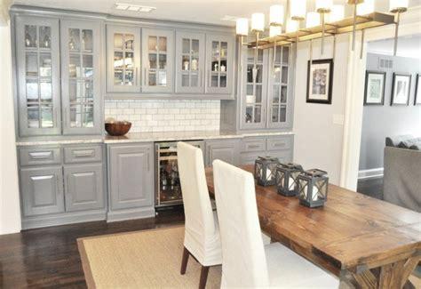 la cuisine v馮騁arienne pour tous cuisine gris et bois en 50 mod 232 les vari 233 s pour tous les