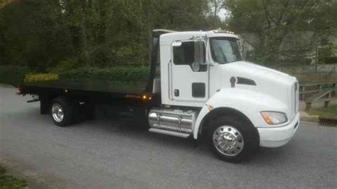 2010 kenworth trucks for sale kenworth t270 2010 flatbeds rollbacks