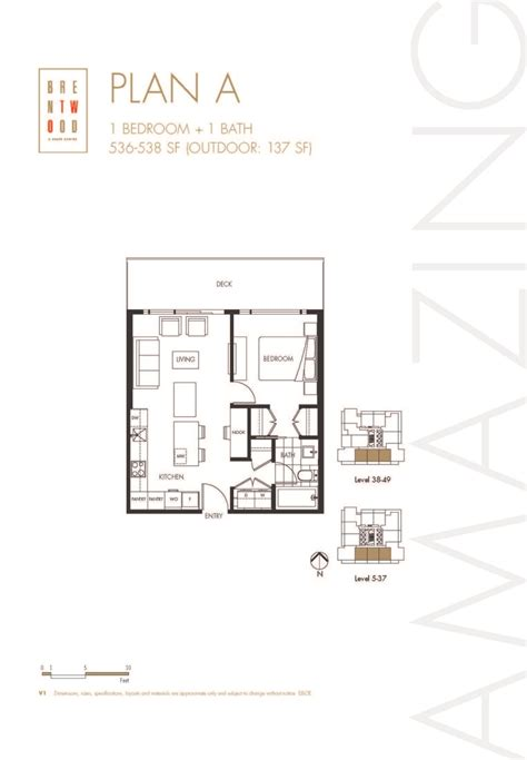 brentwood floor plan christian chiappetta vancouver real estate
